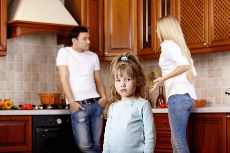 ребенок и взаимоотношения родителей