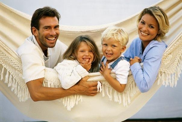 Фото счастливой семьи