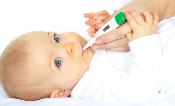 все температура у ребенка повышается 5 день синтетической ткани хорошо
