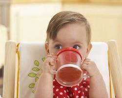 когда давать ребенку чай фото