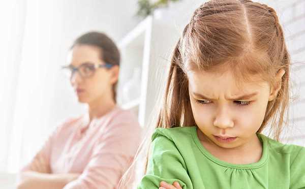 девочке в плохом настроении