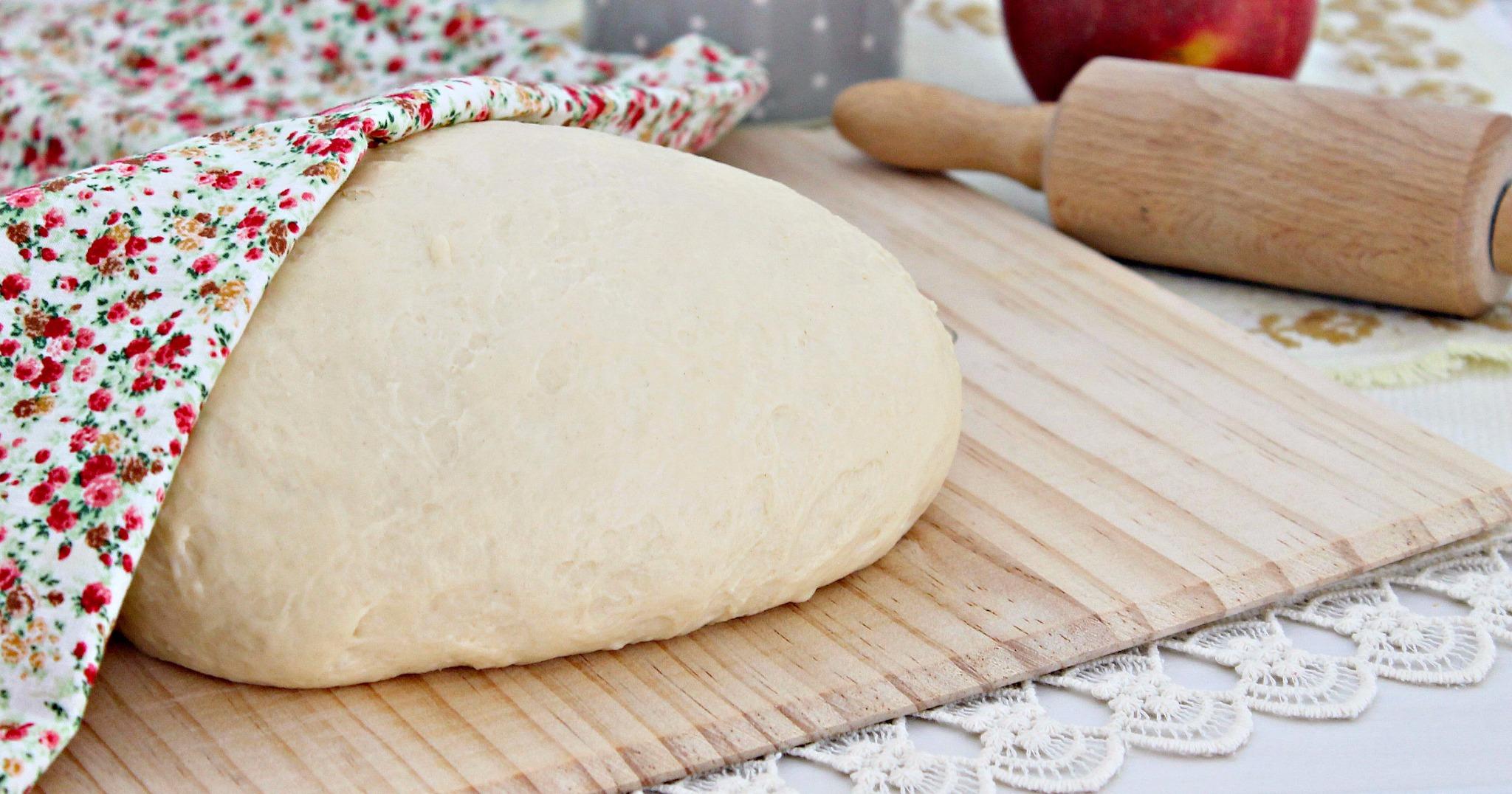 Как сделать тесто для лепки?
